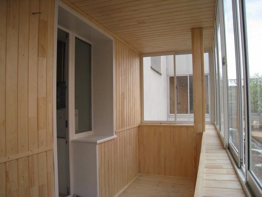 Балконы под ключ Волжский